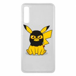 Чохол для Samsung A7 2018 Pikachu in balaclava
