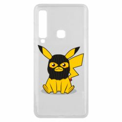Чохол для Samsung A9 2018 Pikachu in balaclava