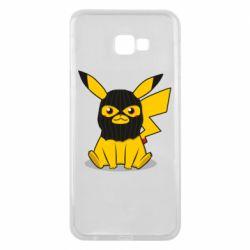 Чохол для Samsung J4 Plus 2018 Pikachu in balaclava