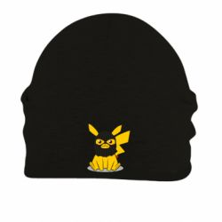 Шапка на флісі Pikachu in balaclava