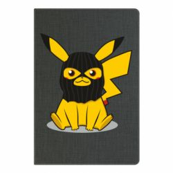 Блокнот А5 Pikachu in balaclava