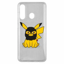 Чохол для Samsung M40 Pikachu in balaclava