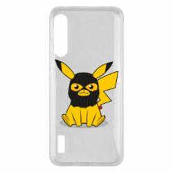 Чохол для Xiaomi Mi A3 Pikachu in balaclava