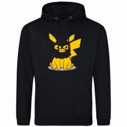 Чоловіча толстовка Pikachu in balaclava