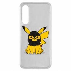 Чехол для Xiaomi Mi9 SE Pikachu in balaclava