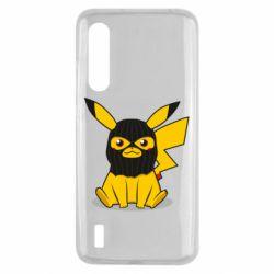 Чехол для Xiaomi Mi9 Lite Pikachu in balaclava