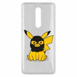 Чехол для Xiaomi Mi9T Pikachu in balaclava
