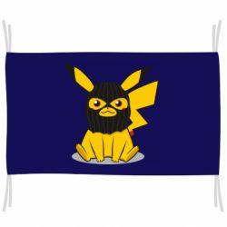 Флаг Pikachu in balaclava