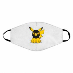 Маска для обличчя Pikachu in balaclava
