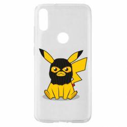 Чехол для Xiaomi Mi Play Pikachu in balaclava