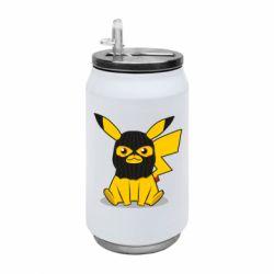 Термобанка 350ml Pikachu in balaclava