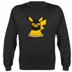 Реглан (світшот) Pikachu in balaclava