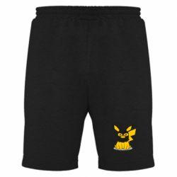 Чоловічі шорти Pikachu in balaclava