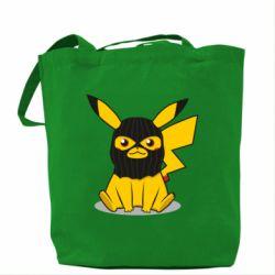 Сумка Pikachu in balaclava