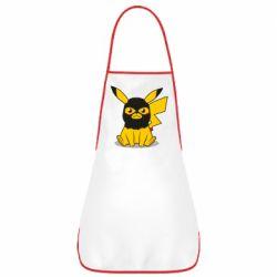 Фартук Pikachu in balaclava