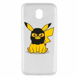 Чохол для Samsung J5 2017 Pikachu in balaclava