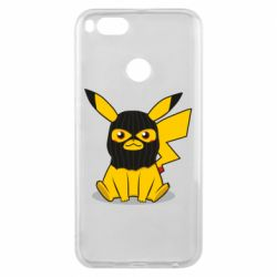 Чехол для Xiaomi Mi A1 Pikachu in balaclava