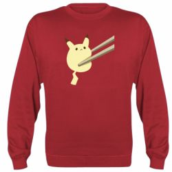 Реглан (світшот) Pikachu in the sticks
