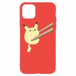 Чохол для iPhone 11 Pro Max Pikachu in the sticks