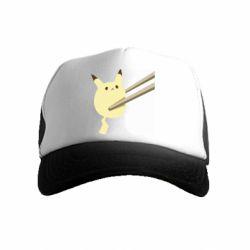 Дитяча кепка-тракер Pikachu in the sticks