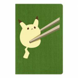 Блокнот А5 Pikachu in the sticks