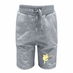 Дитячі шорти Pikachu in the sticks