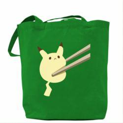 Сумка Pikachu in the sticks