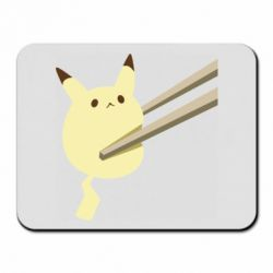 Килимок для миші Pikachu in the sticks