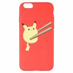 Чохол для iPhone 6 Plus/6S Plus Pikachu in the sticks