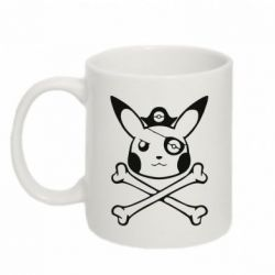 Кружка 320ml Pikachu Pirate - FatLine