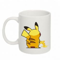 Кружка 320ml Pikachu Pisses - FatLine