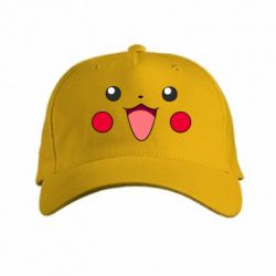 Кепка Pikachu Smile - FatLine