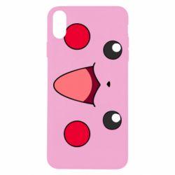 Чехол для iPhone Xs Max Pikachu Smile
