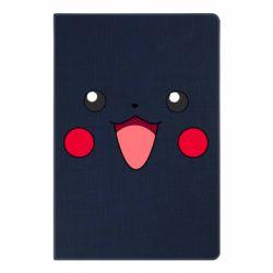 Блокнот А5 Pikachu Smile
