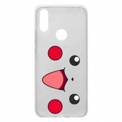 Чехол для Xiaomi Redmi 7 Pikachu Smile