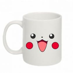 Кружка 320ml Pikachu Smile - FatLine