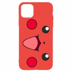 Чехол для iPhone 11 Pro Pikachu Smile