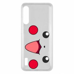 Чохол для Xiaomi Mi A3 Pikachu Smile