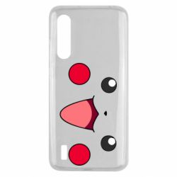 Чехол для Xiaomi Mi9 Lite Pikachu Smile
