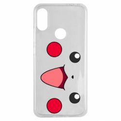 Чехол для Xiaomi Redmi Note 7 Pikachu Smile