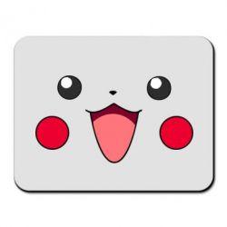 Коврик для мыши Pikachu Smile - FatLine