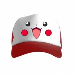 Детская кепка-тракер Pikachu Smile