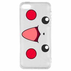 Чехол для iPhone5/5S/SE Pikachu Smile