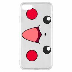 Чехол для iPhone 7 Pikachu Smile