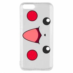 Чехол для Xiaomi Mi6 Pikachu Smile