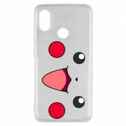 Чехол для Xiaomi Mi8 Pikachu Smile