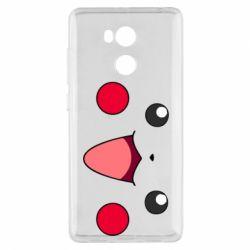 Чехол для Xiaomi Redmi 4 Pro/Prime Pikachu Smile