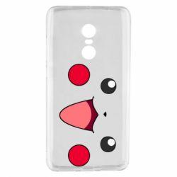 Чехол для Xiaomi Redmi Note 4 Pikachu Smile