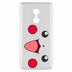 Чехол для Xiaomi Redmi Note 4x Pikachu Smile