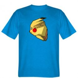 Мужская футболка Pikachu - FatLine